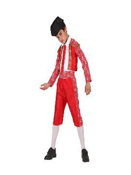 disfraz de torero barato niño