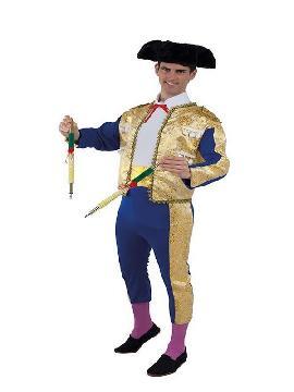 disfraz de torero lujo para hombre