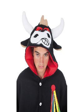 disfraz de toro divertido para adultos
