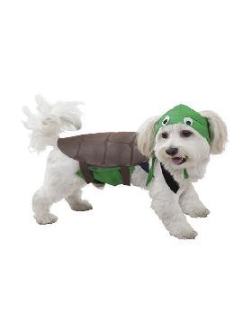 disfraz de tortuga ninja para perro