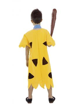 disfraz de pedro picapiedra niño