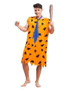 disfraz de troglodita picapiedras para hombre