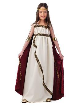 disfraz de troyana para niña