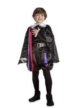 disfraz de tuno barato para niño