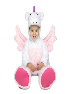 disfraz de unicornio peluche bebe
