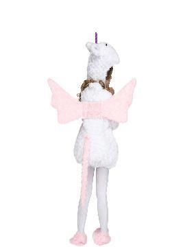 disfraz de unicornio peluche para niña