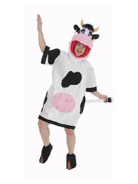 disfraz de vaca alegre para adulto