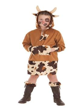 disfraz de vaca mimosa para niña