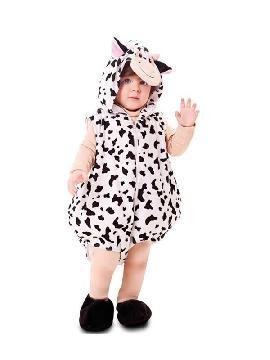 disfraz de vaca para bebe