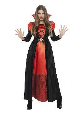 disfraz de vampiresa lujo mujer