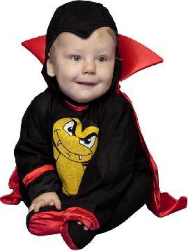disfraz de vampiro barato bebe. Es muy cómodo para vestir a los diminutos de la casa, y que puedan hacer mil travesuras en las fiestas temáticas de las guarderías, en halloween.es ideal para tus fiestas temáticas de disfraces de miedo y vampiros para niños infantiles.