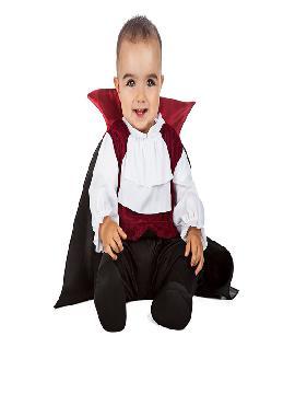 disfraz de vampiro dracula bebe