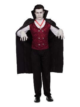 disfraz de vampiro dracula para hombre
