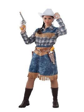 disfraz de vaquera para mujer