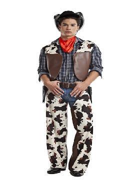 disfraz de vaquero cowboy hombre