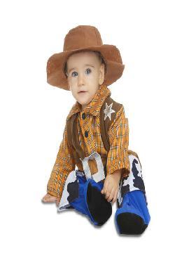 disfraz de vaquero para bebe
