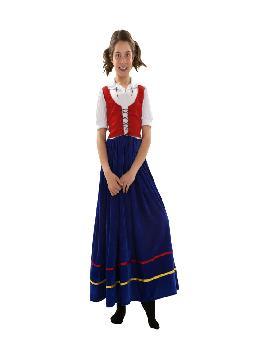 disfraz de veneciana para niña