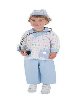 disfraz de veterinario para bebe