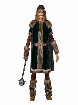 disfraz de vikingo deluxe para hombre