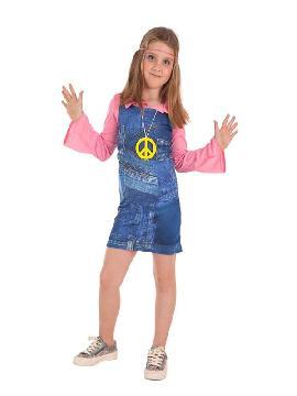 disfraz de ye ye vaquero para niña