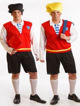 disfraz de zipi y zape barato para hombre adulto