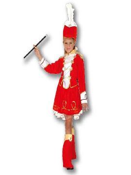 Comprar el disfraz-majorette-nina-infantil