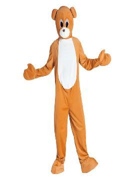 disfraz mascota oso para hombre