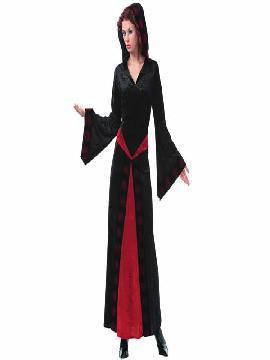disfraz mujer araña con capucha
