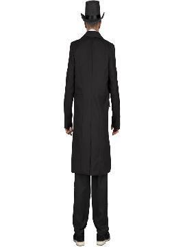 disfraz o abrigo de vaquero para hombre