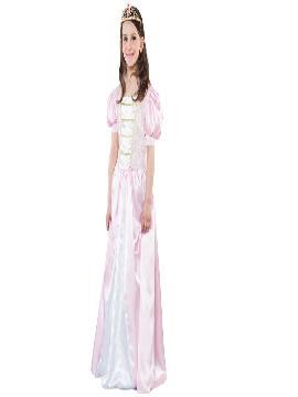 disfraz princesa lujo para niña