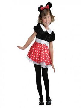 disfraz ratoncita minnie para niña