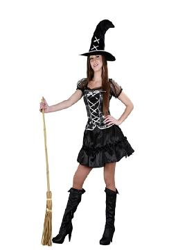 disfraz de bruja traviesa para mujer