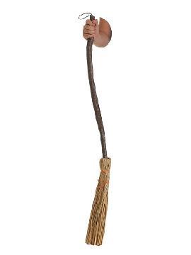 escoba de bruja 85 cm