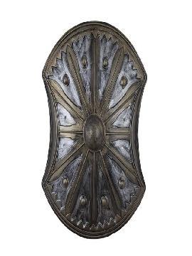 escudo gladiador romano