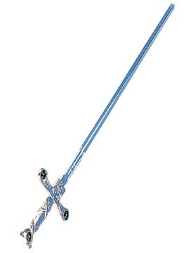 espada cristiano 74 cm