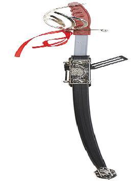espada general 70 cm largo