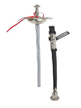 espada mosquetero 70 cm
