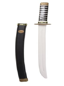 espada ninja plastico de 70 cm