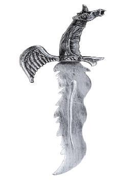 espada sable guerrero 50 cm