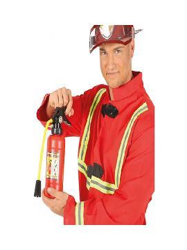 extintor de bombero 30 cm