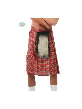 falda escocesa cuadros