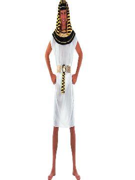 disfraz faraón barato hombre adulto. Caracterízate como uno de los más míticos gobernadores de esta antigua ¡ y sé el Rey del Carnaval.Este disfraz es ideal para tus fiestas temáticas de disfraces romanos y egipcios para hombre adultos.