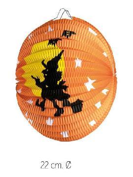 farol esferico bruja bolsa 12 unds