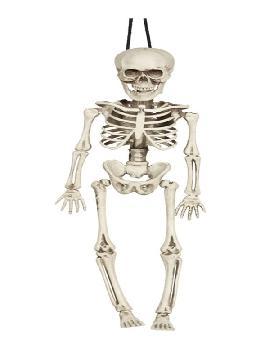 figura colgante de esqueleto pequeño