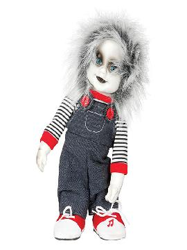 figura decorativa muñeco zombie