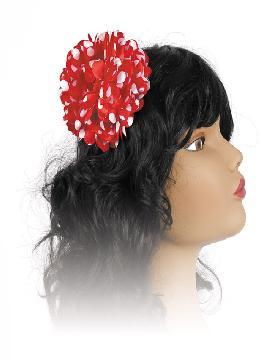 flor de andaluza roja y negra fy2793