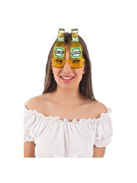 gafas de cerveza surtidas