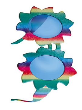 gafas fashion lentes acrilicas sol