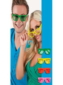 gafas party dance verde