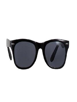 gafas hipster negras